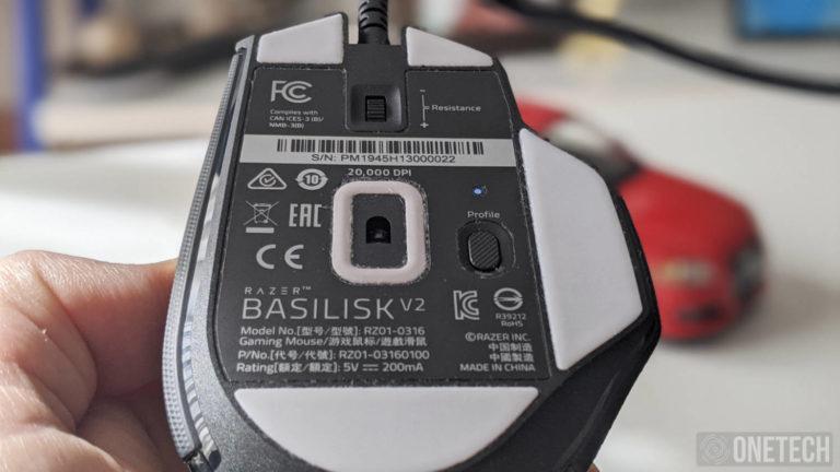 Razer Basilisk V2, una evolución que se hace notar 2