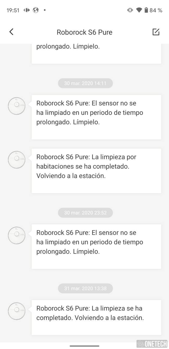 Roborock S6 Pure, ponemos a prueba este nuevo robot aspirador 12