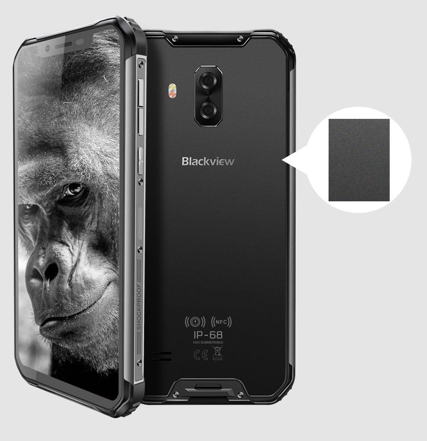Blackview BV9600E, la evolución de un teléfono todoterreno