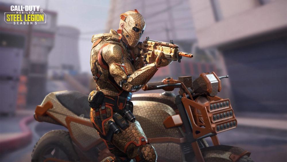 """Steel Legion, la Season 5 de """"Call of Duty: Mobile"""" ya está disponible 1"""