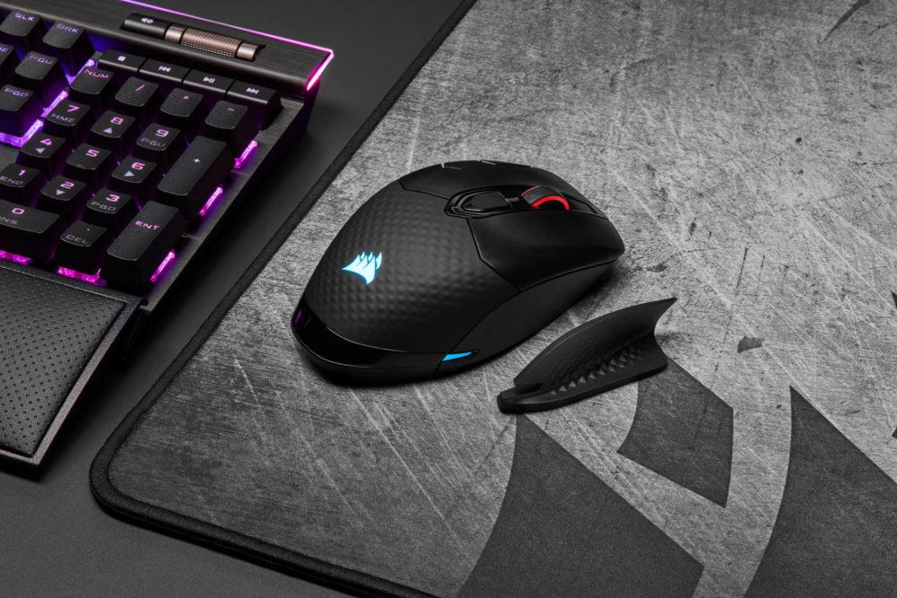 Corsair presenta sus nuevos ratones inalámbricos Dark Core RGB Pro y Pro SE 2