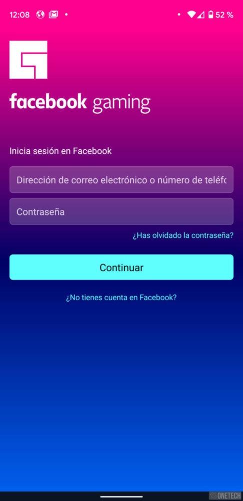 Facebook Gaming, la app para gamers que quiere competir con Twitch y Mixer 1