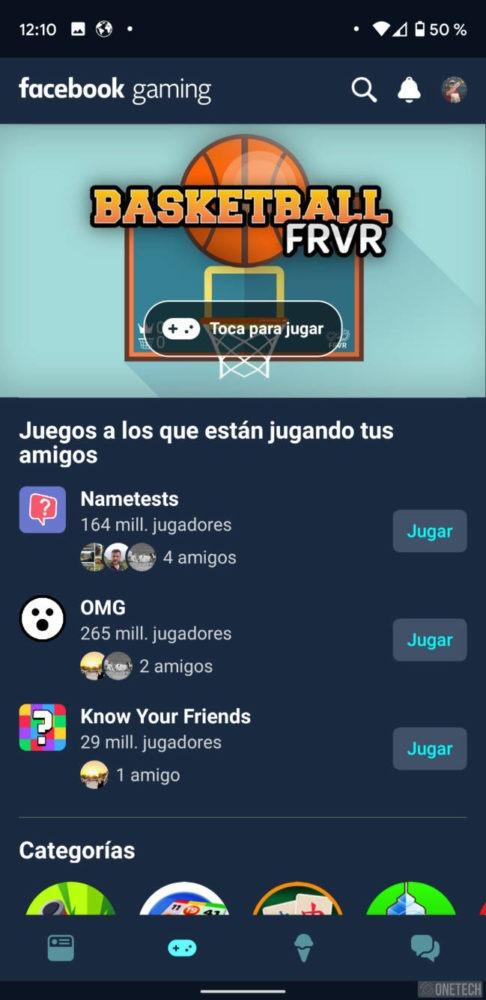 Facebook Gaming, la app para gamers que quiere competir con Twitch y Mixer 6