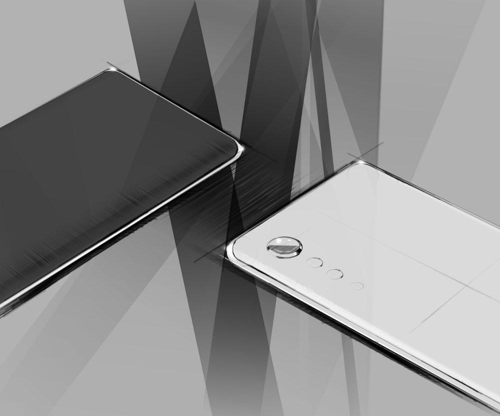Así es el nuevo diseño LG para sus smartphones