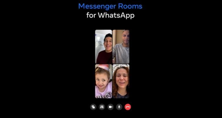 Messenger Rooms: videollamadas de hasta 50 personas desde Facebook, Instagram o Whatsapp 1