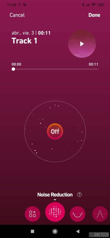 Dolby On, grabación con el mejor sonido. Disponible para Android e iOS 2