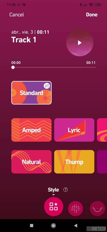 Dolby On, grabación con el mejor sonido. Disponible para Android e iOS 3