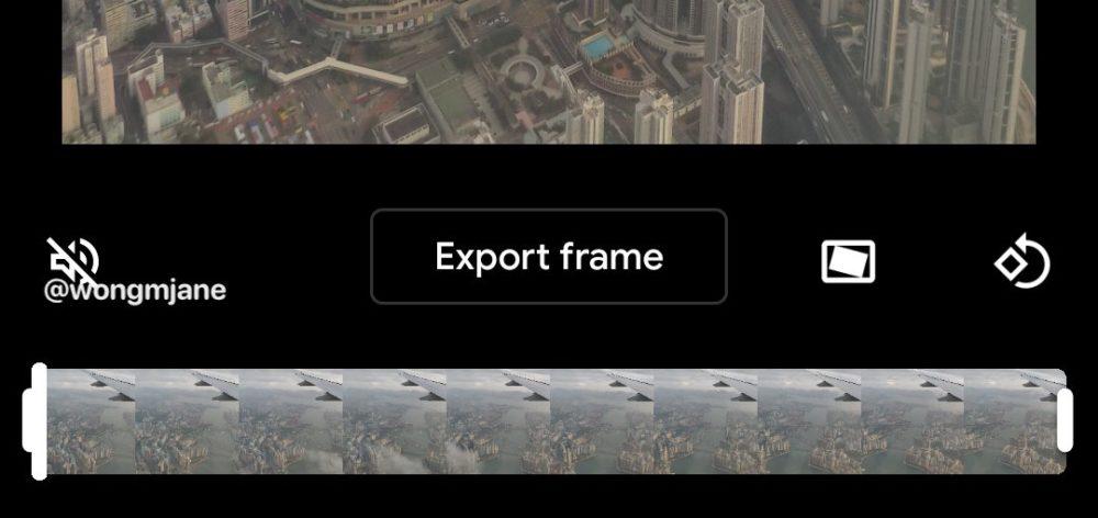 Eliminar sonido de videos con Google Fotos