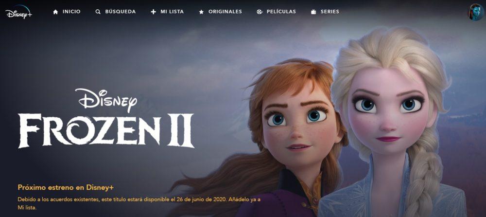 Disney+ estrenará varias películas directamente ante el cierre de los cines 1