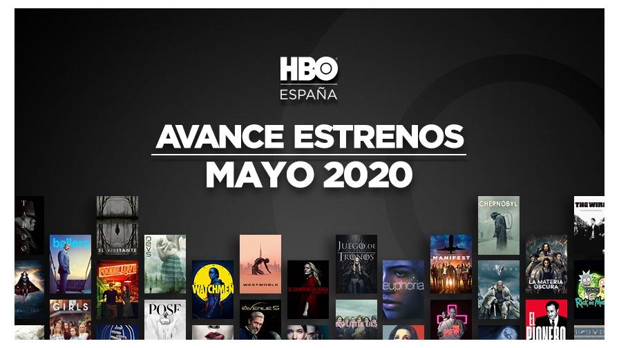 Lista de estrenos de HBO para Mayo de 2020 1