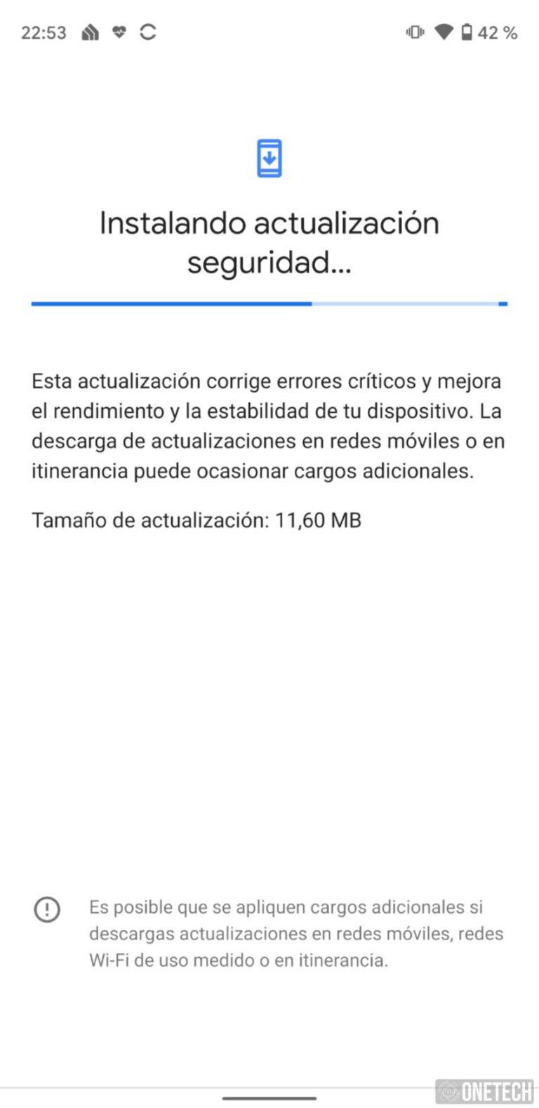 La actualización de abril de Android 10 ya está disponible 1