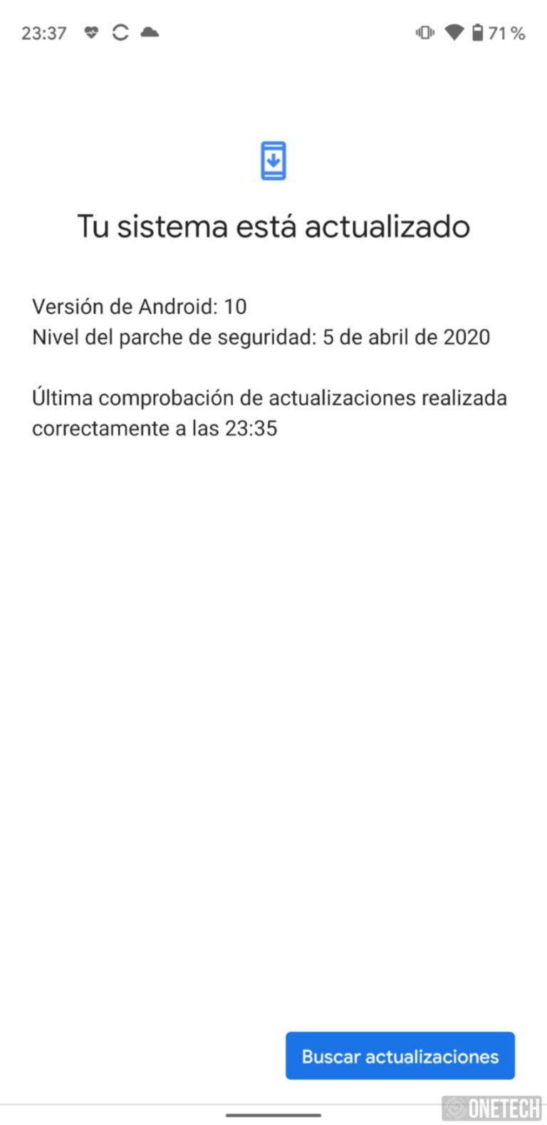 La actualización de abril de Android 10 ya está disponible 2
