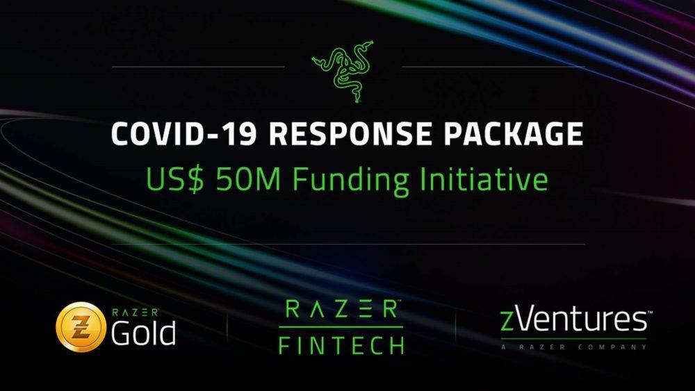 Razer ayudará a sus socios con 50 millones de dolares 1
