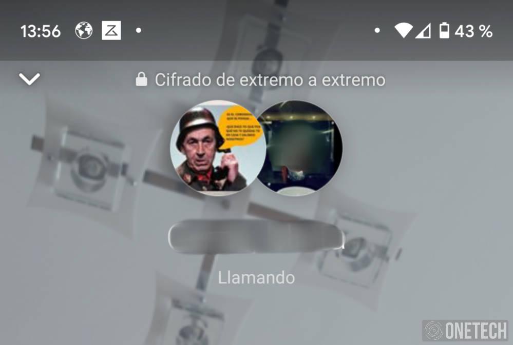WhatsApp ya advierte del cifrado en llamadas y videollamadas grupales 2