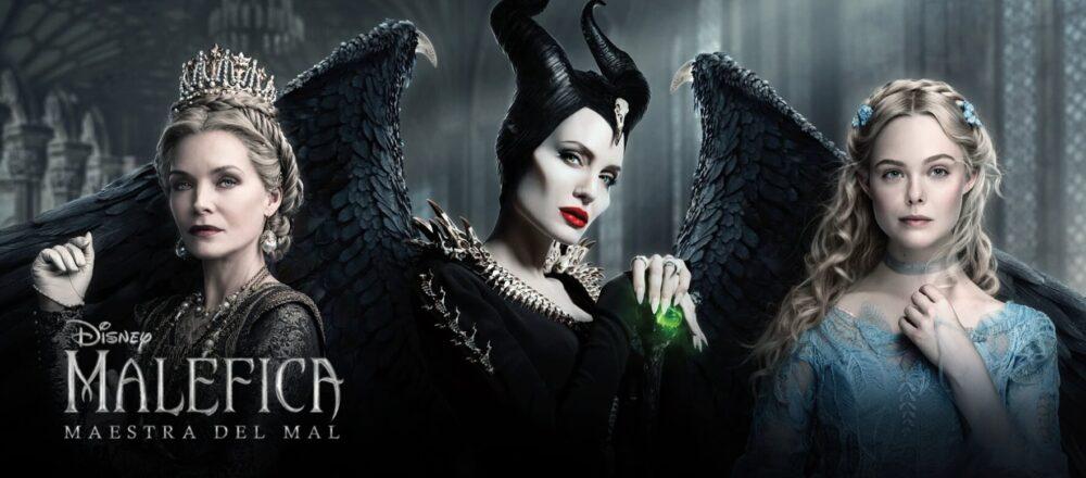 Maléfica Maestra del mal - Próximos estrenos del 18 al 24 de Mayo en Disney+, Amazon Prime Video y Filmin
