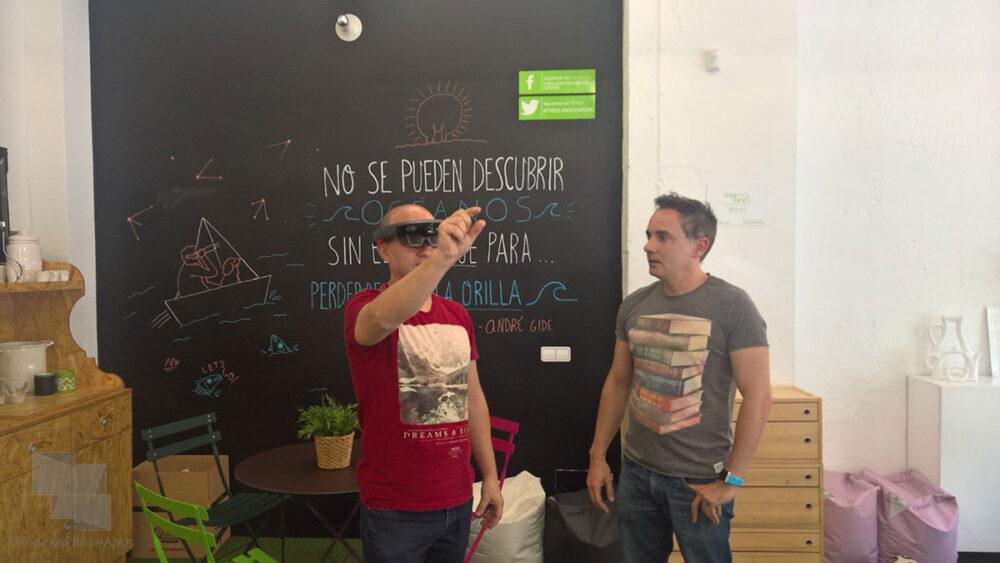 Analizamos las Microsoft HoloLens para ti, tras haberlas probado 2