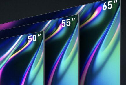 edmi Smart TV X50, X55 y X60