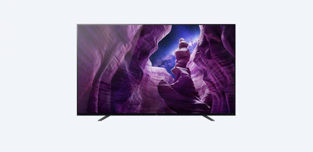 Los nuevos televisores Sony A8 OLED 4K HDR llegan a España 1