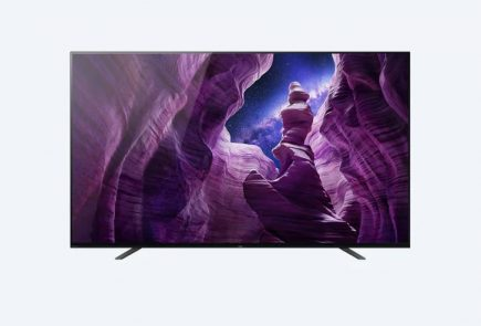 Sony A8 OLED 4K HDR