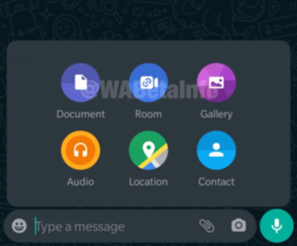 Integración de Rooms en WhatsApp