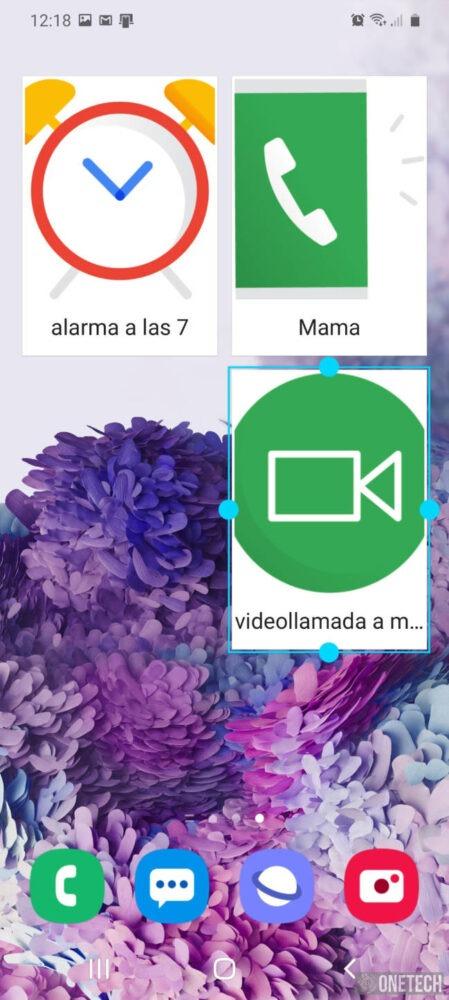 Action Blocks, la nueva aplicación de accesibilidad de Google 7
