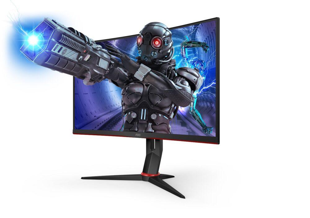 Monitor AOC con 240 Hz