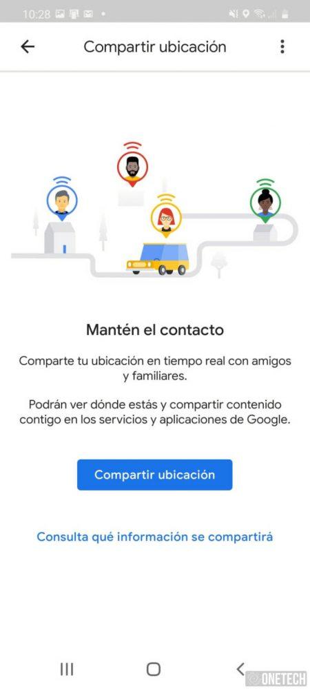 Google Maps mejora la interfaz para compartir ubicación 1