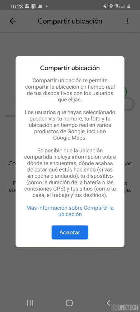 Google Maps mejora la interfaz para compartir ubicación 3