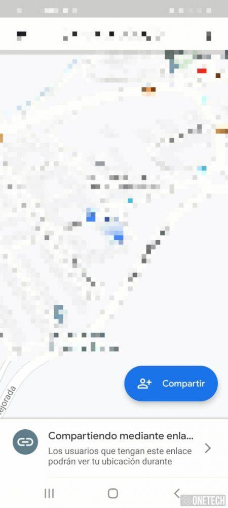 Google Maps mejora la interfaz para compartir ubicación 4