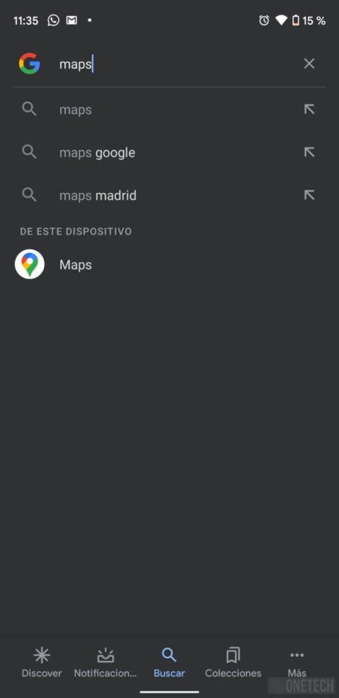 La App de Google ya cuenta con el modo oscuro para todos [Actualización] 1