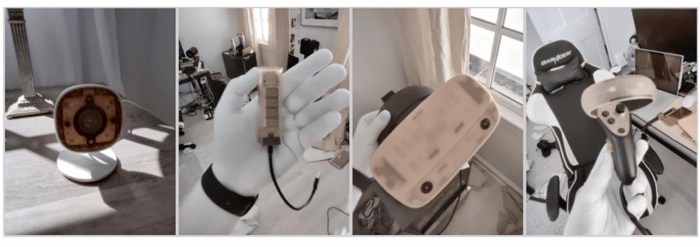 Filtro rayos X - OnePlus 8