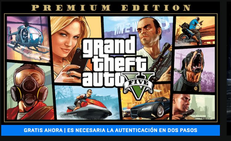 Ya puedes descargar gratis GTA V para PC. Te contamos como. 1