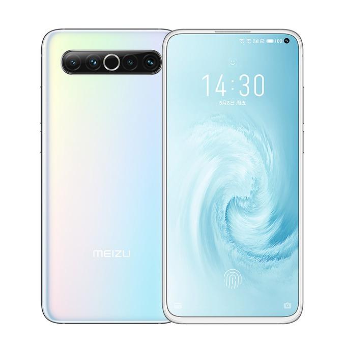 Los nuevos Meizu 17 y 17 Pro son oficiales, con 5G y pantalla a 90Hz 1