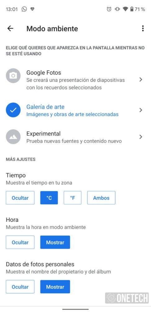 """El """"Modo ambiente"""" con Google Fotos llega a Android TV 2"""