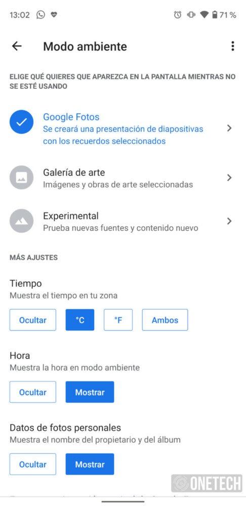 """El """"Modo ambiente"""" con Google Fotos llega a Android TV 4"""