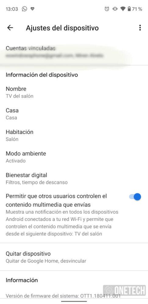 """El """"Modo ambiente"""" con Google Fotos llega a Android TV 1"""