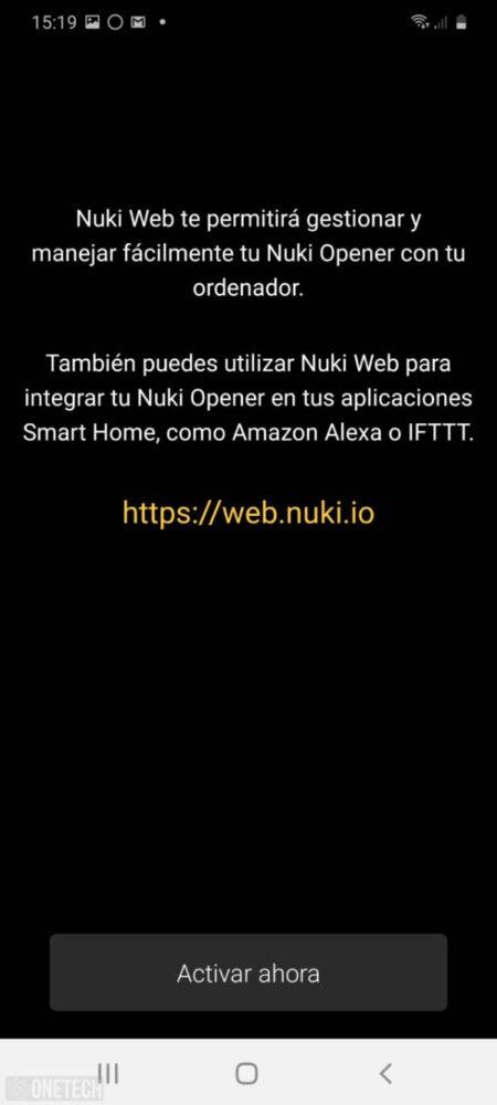 Nuki Opener, el hogar conectado comienza en el portal - Análisis 19