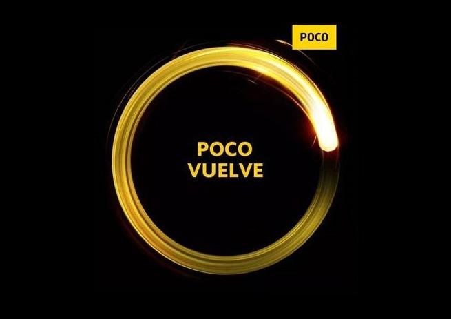 Sigue en directo la presentación del POCO F2 Pro