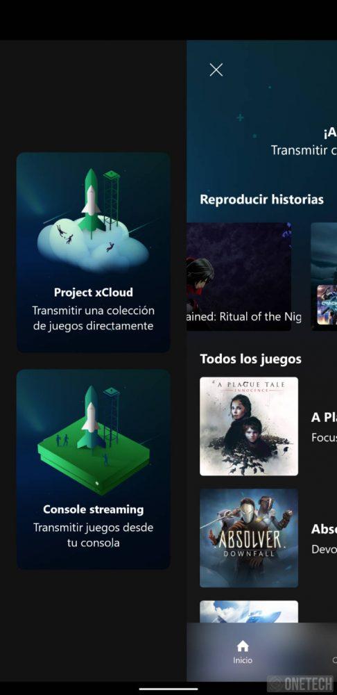 Project xCloud ya está disponible en España. Te mostramos como jugar a títulos Xbox en tu móvil Android 2