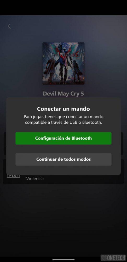 Project xCloud ya está disponible en España. Te mostramos como jugar a títulos Xbox en tu móvil Android 4