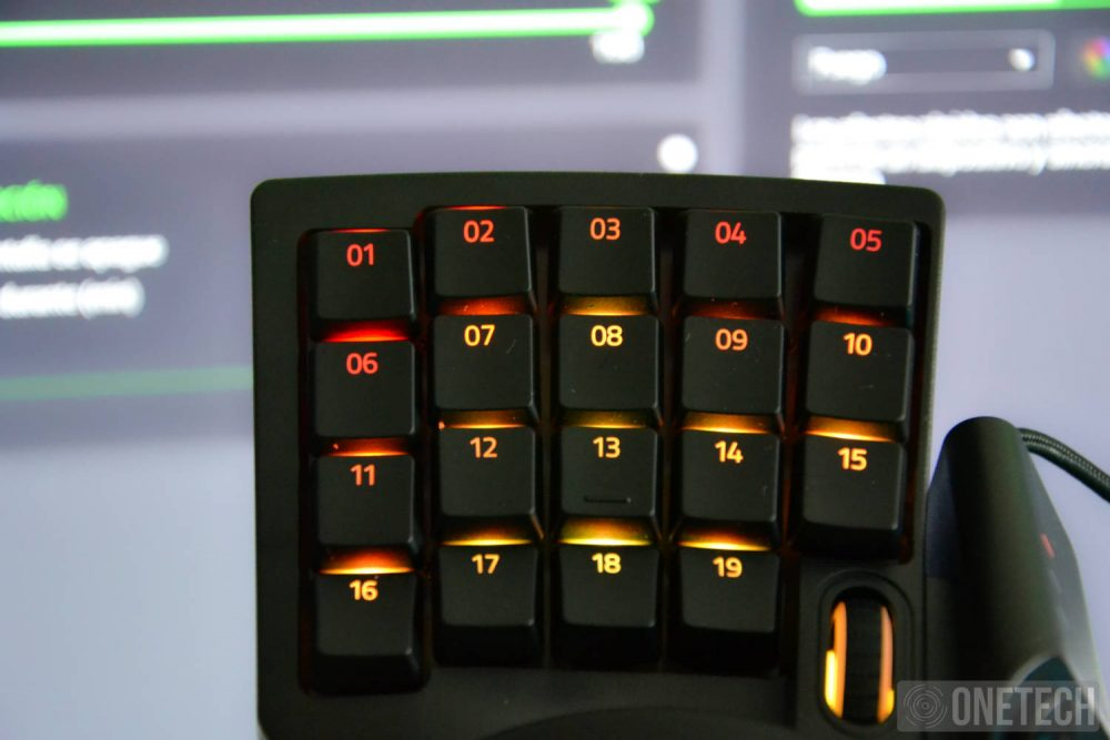 Razer Tartarus Pro, llevando los Keypad a otro nivel 7