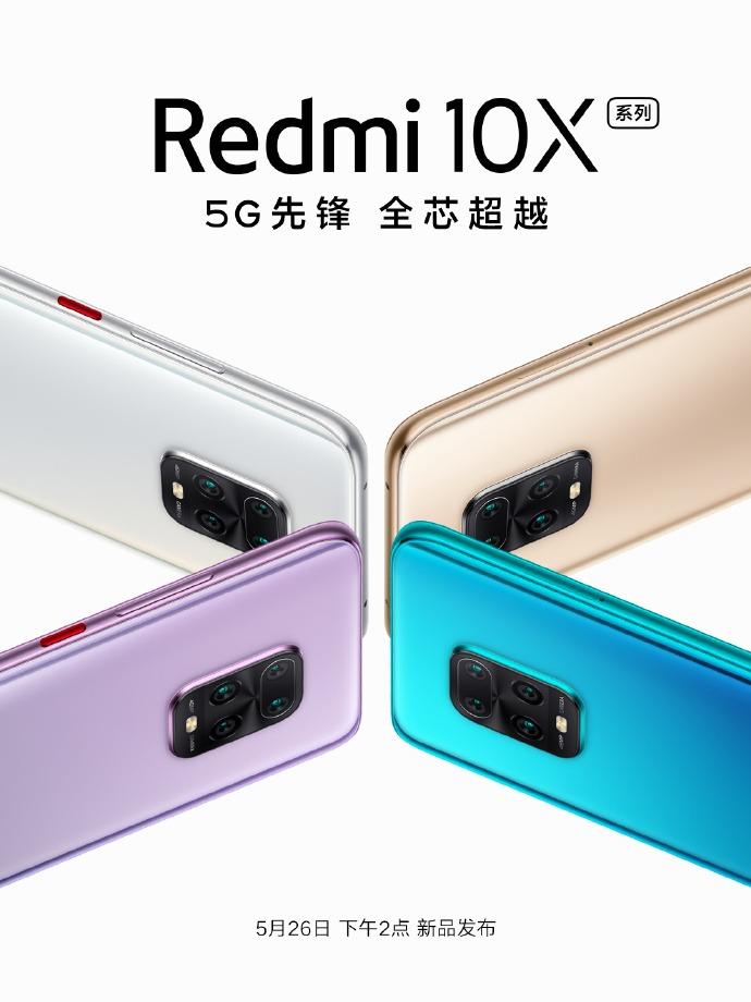 El Redmi 10X ya tiene fecha de lanzamiento y confirma algunos datos 1