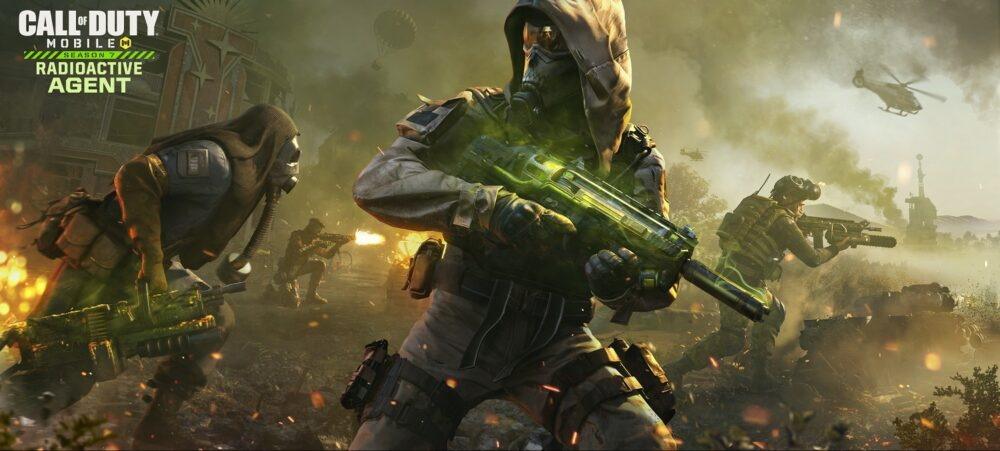 Call of Duty Mobile: Agente Radioactivo