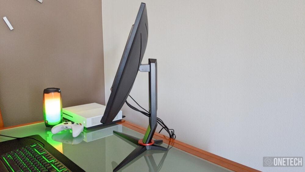 AOC C27G2ZU, probamos este monitor curvo con 240 Hz y respuesta de 0.5 ms 10