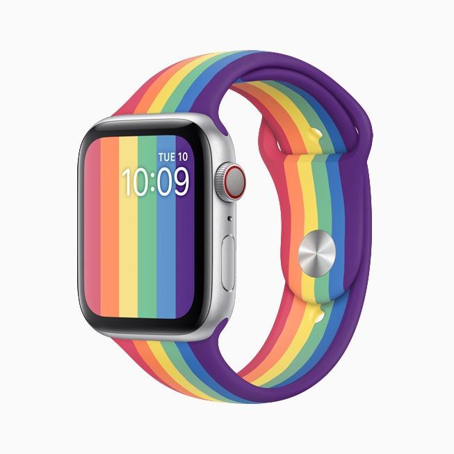 Apple Watch Edición Orgullo