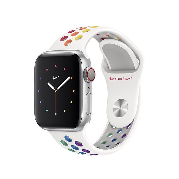 Apple Watch Nike Edición Orgullo