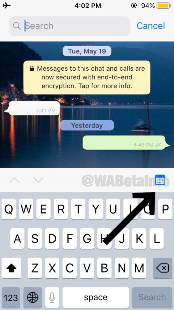 WhatsApp prepara un gran número de novedades y algunas ya se han mostrado 1