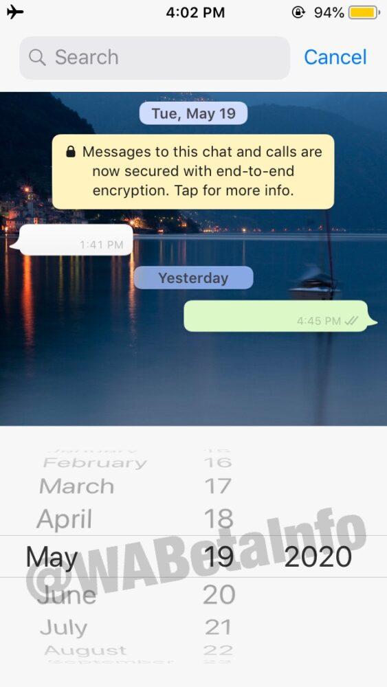 WhatsApp prepara un gran número de novedades y algunas ya se han mostrado 2