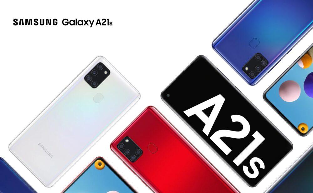 El Samsung Galaxy A21s llega a España: precio y disponibilidad 1