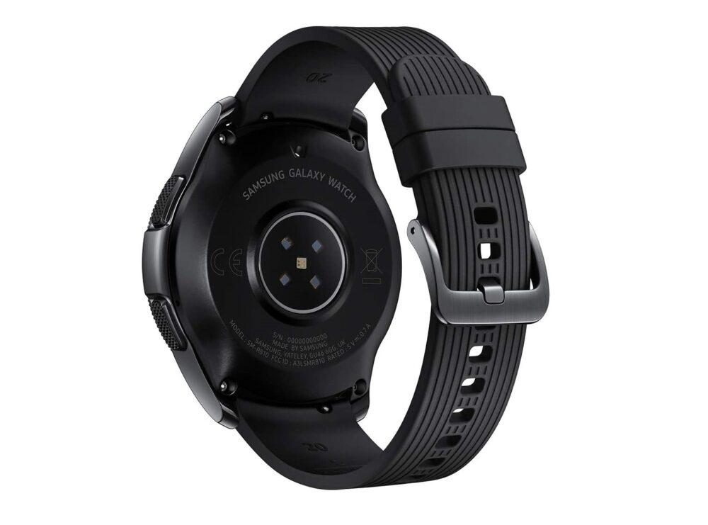 Compra el Samsung Galaxy Watch rebajado en Amazon